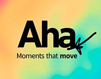 Aha Women's Speaker Series Promo