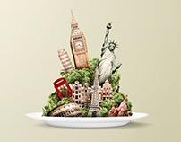 Atalay Mutfak - Dünya lezzetleri