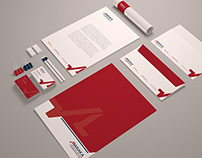 Corporate Identity / Al Baraka Heaters