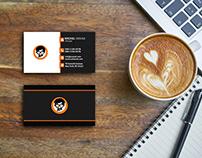 Free Business Card Mockup - 009