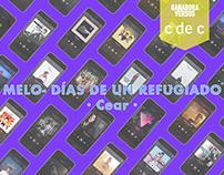 MELO-DIAS DE UN REUFIGADO - Ganadora Versus CdeC 2018