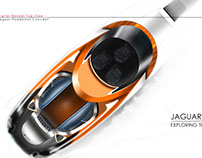 Jaguar Powerboat Concept