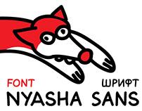 Шрифт Nyasha Sans Font