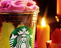 CGI Starbucks Zombie Frappuccino !