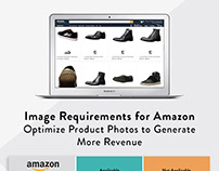 Image Requirements for Amazon: How to Optimize Your Pro
