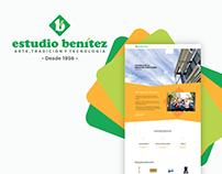 ESTUDIO BENITEZ WEB