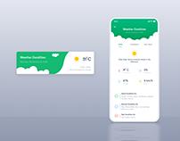 iPhone Agro Weather App