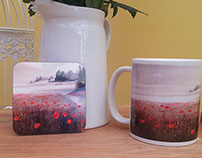 Art With a Purpose - Mugs and Coasters