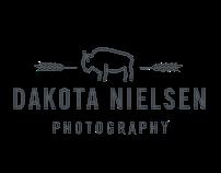 Dakota Nielsen Photography Brand Identity