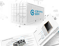 «CRYPTO-BOX» mining containers