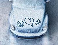VW SNOW JOB