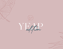 Logotype for women's clothing store Yeap Edition