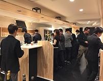【店舗プロデュース、ブランディングetc.】浅野日本酒店様