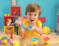 Play Doh-Korkum Yok