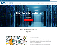 IT Consulting Website