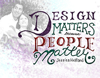 Design Matters Manifesto (2017)