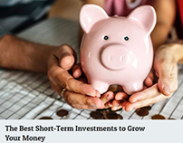 The Best Short-Term Investments