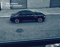 Advertising: Annie Leibowitz for Lincoln Continental