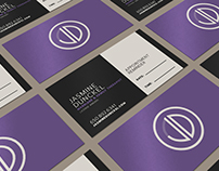 Marriage and Family Therapist - Identity, Print and Web