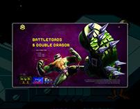Design marathon - Battletoads double dragon