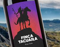 Finca Tacuara - Wine (Concept)