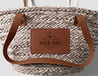 Preppy Fashion Brand Bag Design
