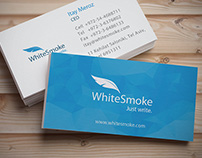 WhiteSmoke Website & Branding Design