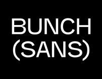 BUNCH SANS