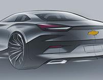 Chevrolet Sketches