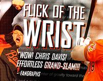 MASN Network Spot: Orioles - Chris Davis