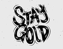 Stay Gold | Sticker Pack
