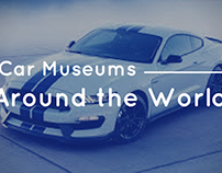 Car Museums Around the World