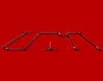 GABA-typography