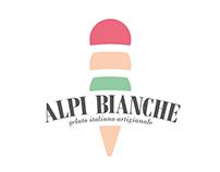 Alpi Bianche - branding proposal 2