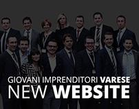 Giovani Imprenditori Varese - Website