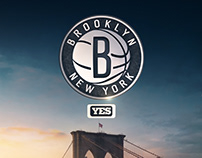 Brooklyn Nets on YES | Re-brand