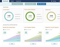 Website - Dashboard (Analytics Tool)