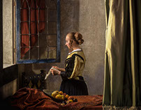 Vermeer - Photo Reproduction