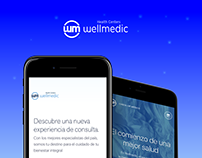 Wellmedic — Healthcare Website