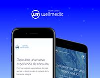 Wellmedic — Healthcare Website