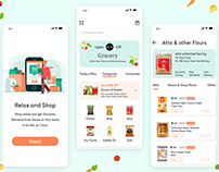 Develop an Online Grocery Delivery App