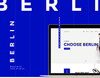 Berlin - Tech Company HTML5 & CSS3 Template