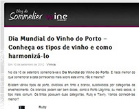 Post: Dia Mundial do Vinho do Porto