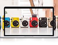 Fujifilm Instax - Social Media
