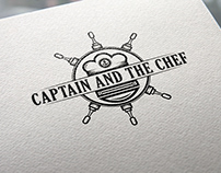 Captain and the Chef - Luxury boat restaurant branding