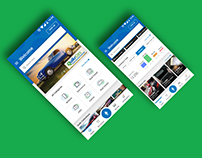 Quikr Homepage Redesign