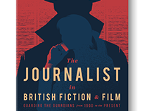 JOURNALIST IN BRITISH FICTION cover for Bloomsbury