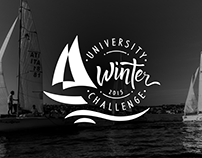 University Winter Challenge 2015 Logo