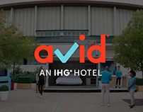 AVID Hotel launch Party
