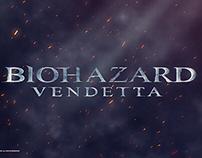 RESIDENT EVIL: VENDETTA — Title Sequence